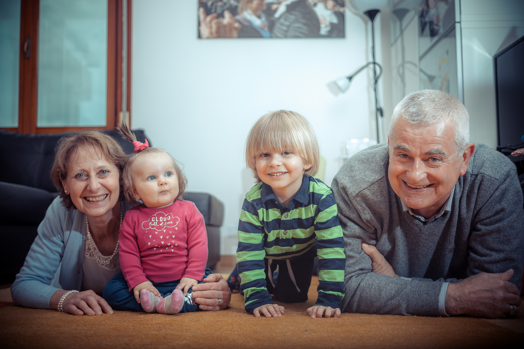 Fotografie di famiglia felice - fotobarinova.eu