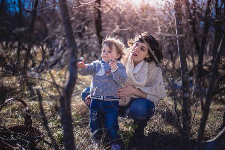 Servizio fotografico di famiglia - fotobarinova