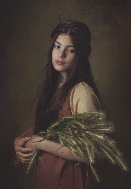 Ritratto Fine Art, fotografia professionale Trieste