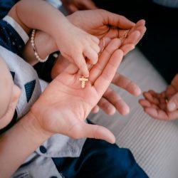 servizio fotografico di Battesimo