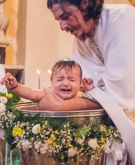 Battesimo, servizio professionale di cerimonia - FotoBarinova